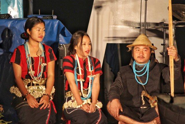 Tribals of Mechuka, Arunachal