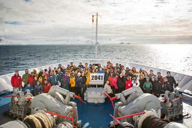 2041 Climate Change Ambassadors
