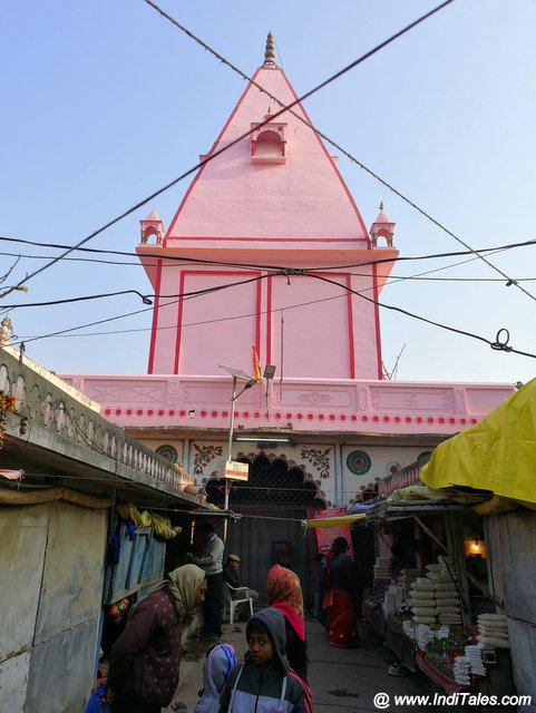 Alopi Devi Temple Prayagraj