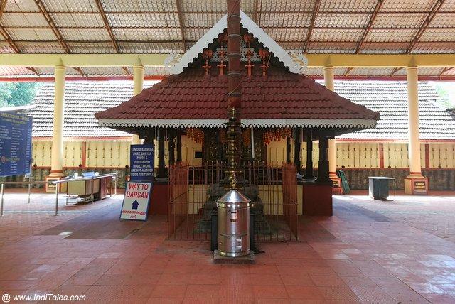 Sri Krishna Temple - Kalady