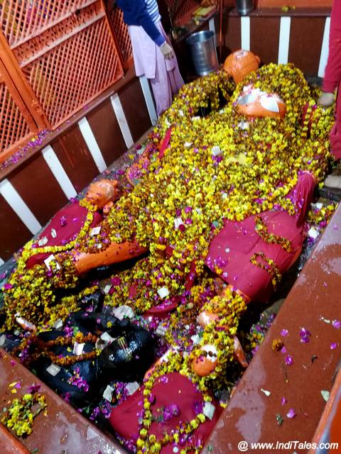 Bade Hanuman Ji Temple - Prayagraj