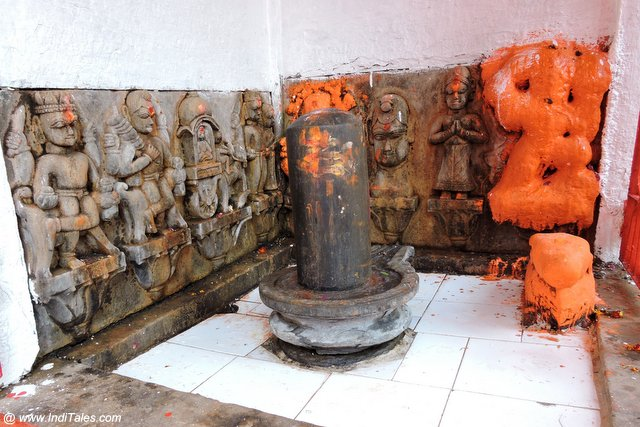 Shivalinga at Bhardwaj Muni Ashram - Prayagraj