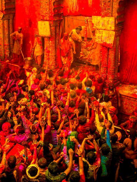 Braj ki Holi - Mathura Vrindavan