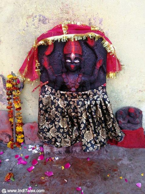 Kali Murti Prayagraj