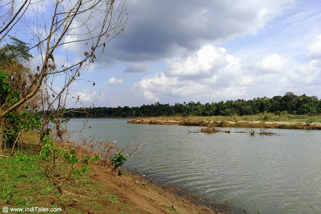 Poorna or Periyar River