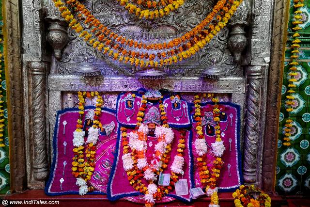 Sri Lalita Kalyani Devi Vigrah - Prayagraj