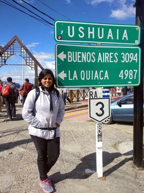 Ushuaia Departure for Antarctica