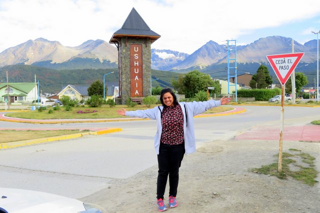Ushuaia Southern Town