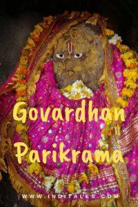 Govardhan Parvat Parikrama