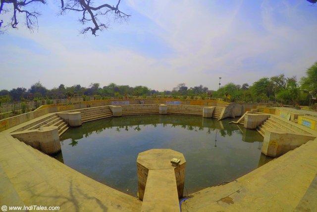 Airawat Kund on Govardhan Parikrama Marg