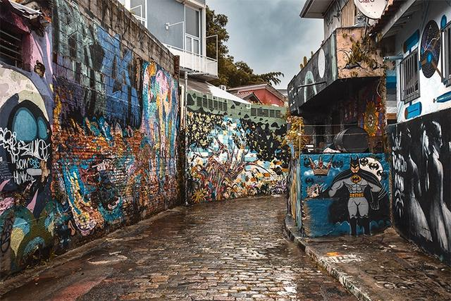 Beco Do Batman - Sao Paulo