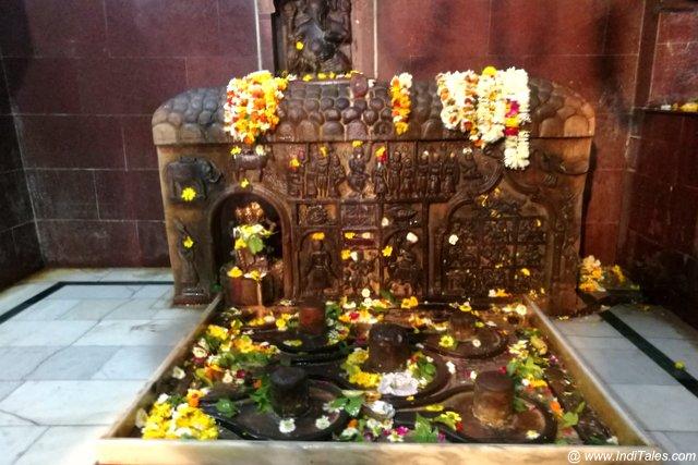 Chakreshwar Mahadev Mandir Shila