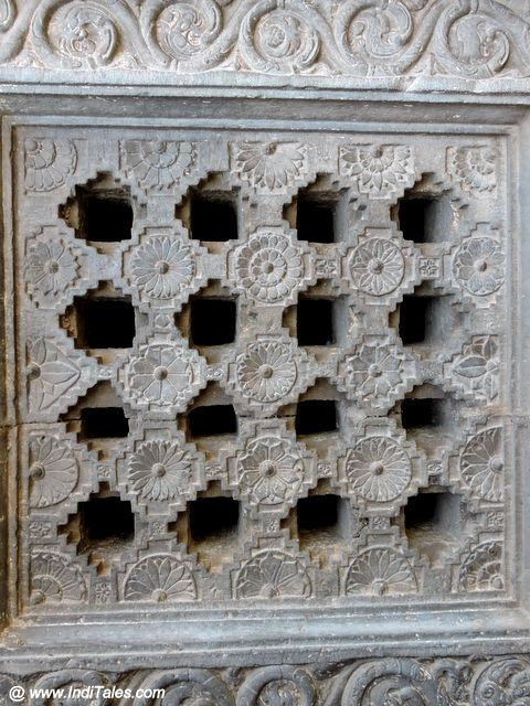 Lattice Window - signature of Chalukyan Architecture