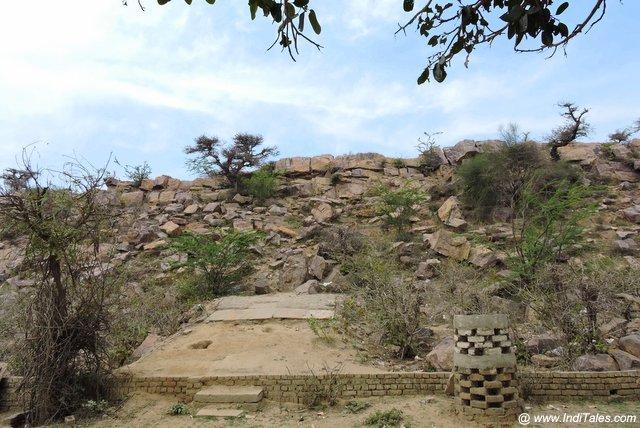 Govardhan Parvat or Hill