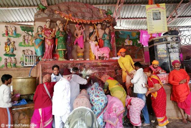 Jatipura Mukharvind Temple