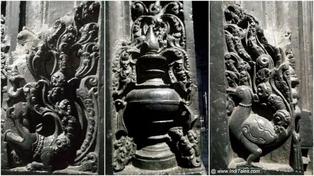 Makar, Mayur & Purna Ghat at Kopeshwar Khidrapur Temple