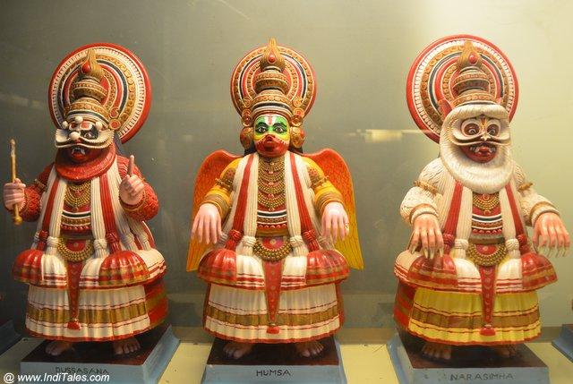 Kathakali Dolls