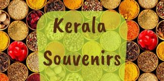 Spices - the most popular Kerala Souvenirs