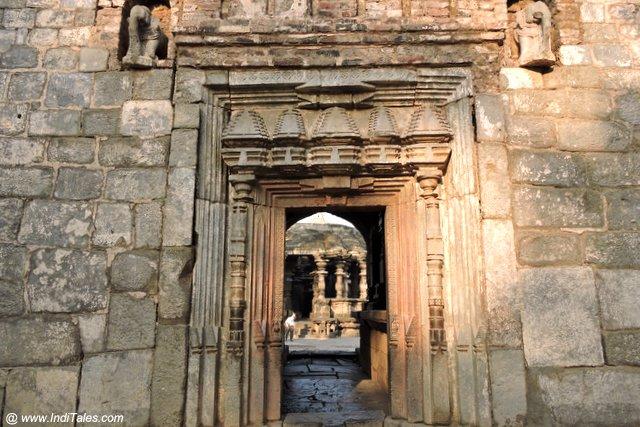 Gate Kopeshwar Mahadev Temple Khidrapur