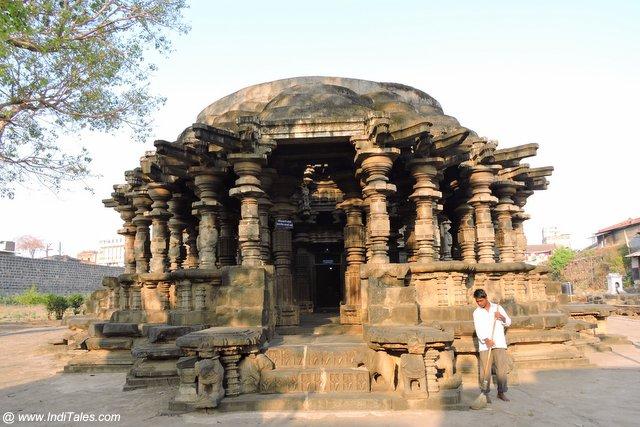 Swarga Mandap - Kopeshwar Temple, Khidrapur