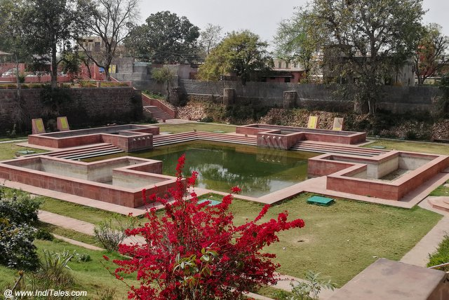 Rudra Kund on Govardhan Parikrama Marg