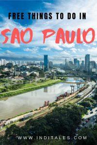 Sao Paulo Pinheiros River