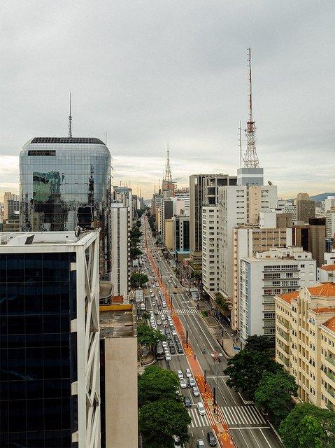 SESC Street View - Sao Paulo