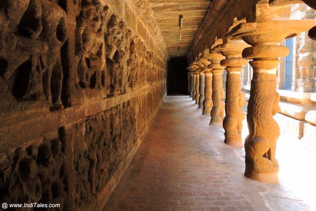 Stories of Vishnu & the Pallava Pillars - Vaikuntha Perumal Temple Kanchipuram
