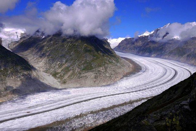 Aletsch Landscape