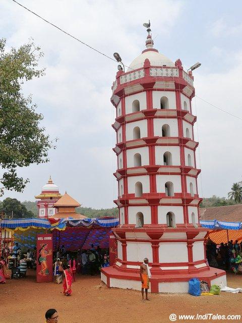 Deepstambh Mallikarjuna Temple Shristhal