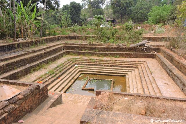 Mallikarjuna Temple Tank