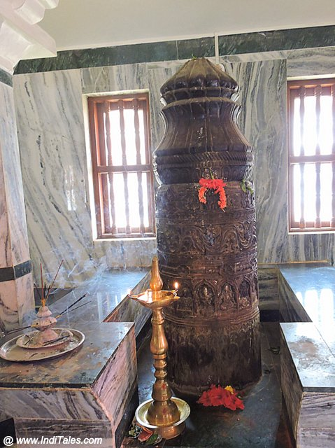 Nirakar Linga at Mallikarjuna Temple Canacona