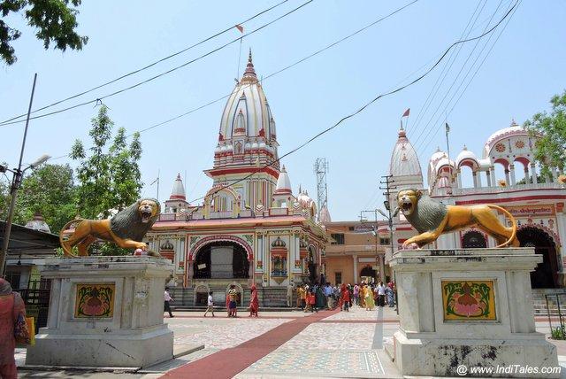 Daksh Mahadev Temple - Kankhal