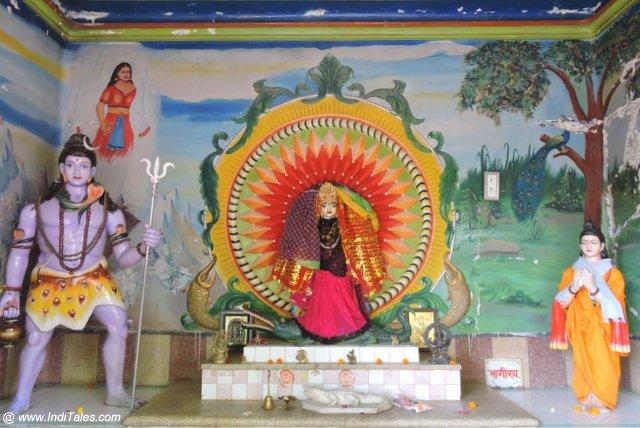 Ganga Temple - Kankhal