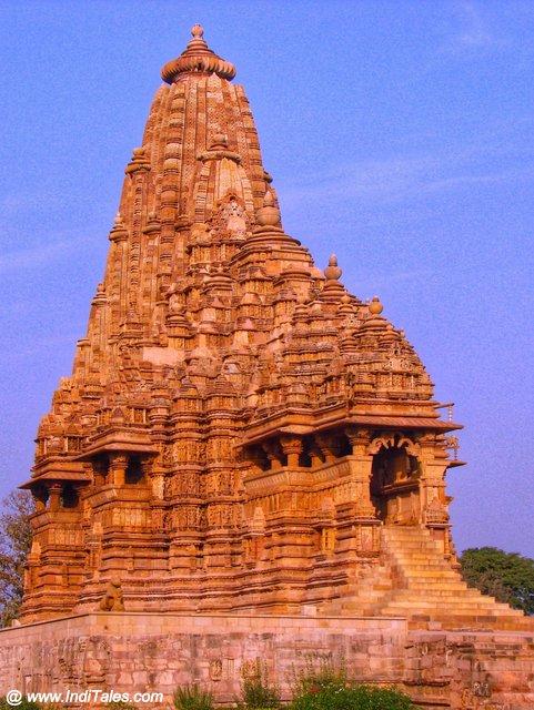 Kandariya Mahadev Temple at Khajuraho
