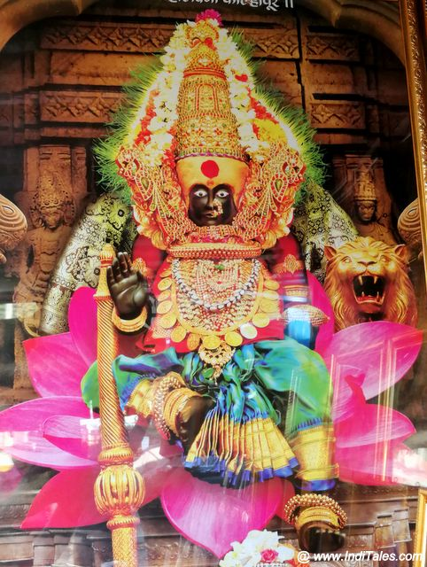 Kolhapur Mahalakshmi or Ambabai