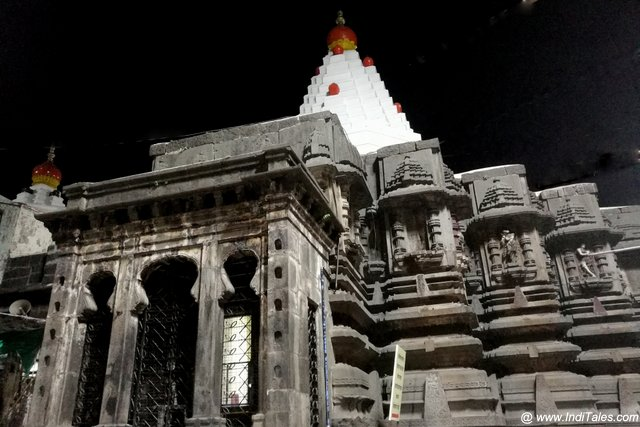 Kolhapur Mahalakshmi Temple Architecture
