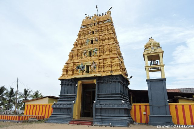 Athi Koneswaram Temple - Places to visit in Trincomalee