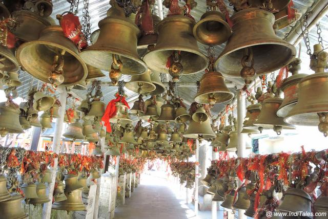 Bells everywhere