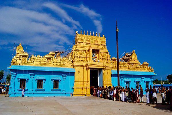 लक्ष्मी नारायण मंदिर - त्रिंकोमाली