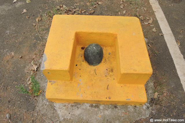 Miniature Shivalinga