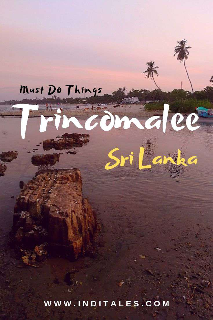 Places to visit in Trincomalee, Sri Lanka