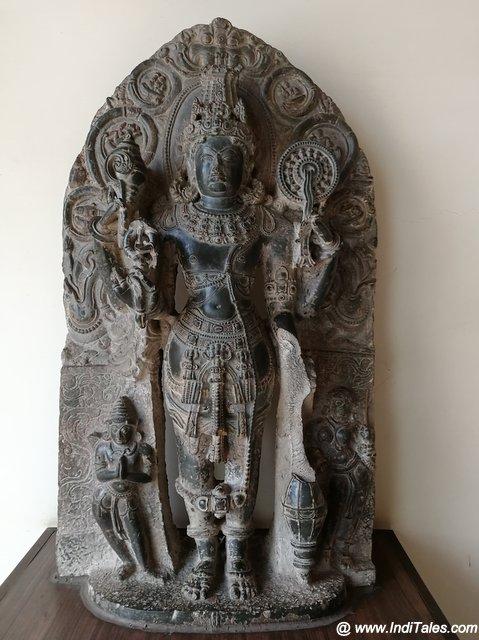 Vishnu Murti - Town Hall Museum, Kolhapur