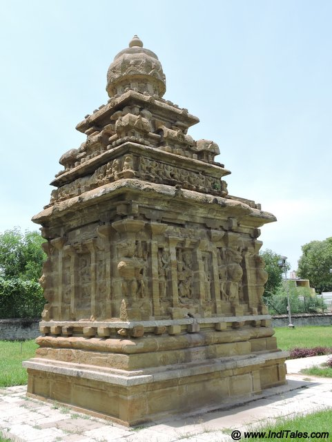 Iravathaneswara Temple - Places to visit in Kanchipuram
