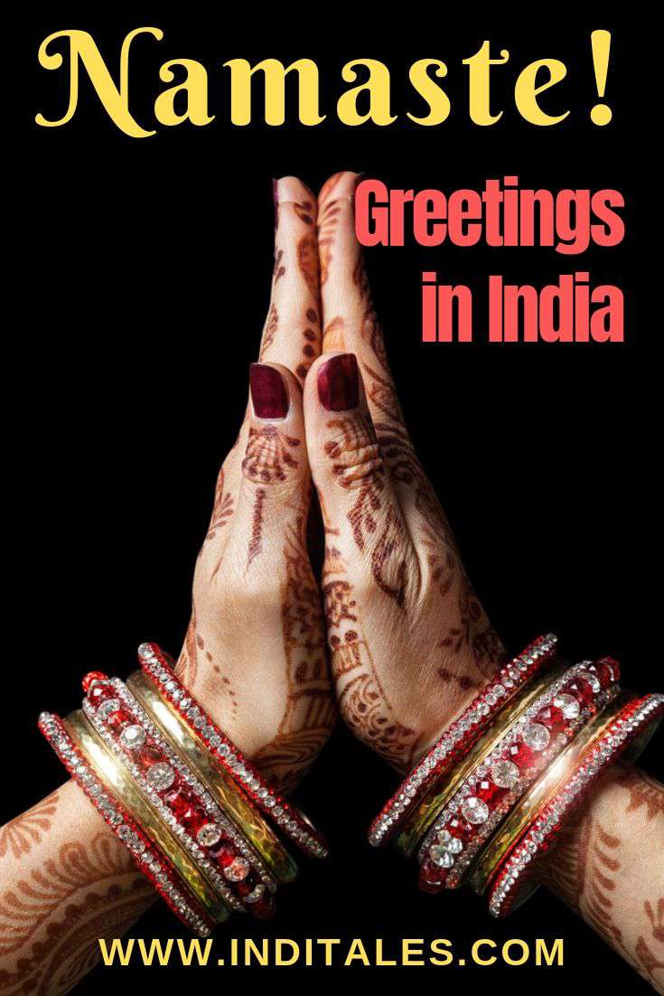 20 different greetings in India