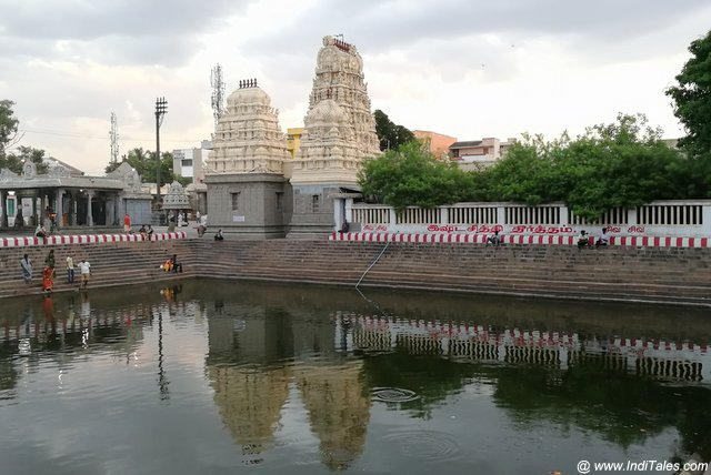 Sri Kacchapeswarar Temple Kanchipuram