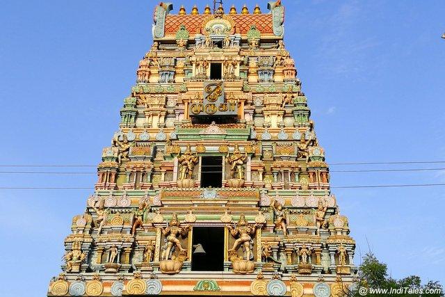 Kumar Kottam Temple - Kanchipuram