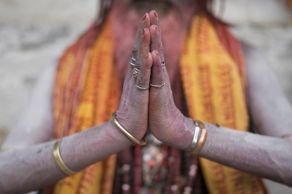 Namaste of a Yogi