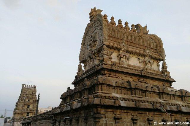 श्री पांडवदूत पेरूमल मंदिर - शिव कांची
