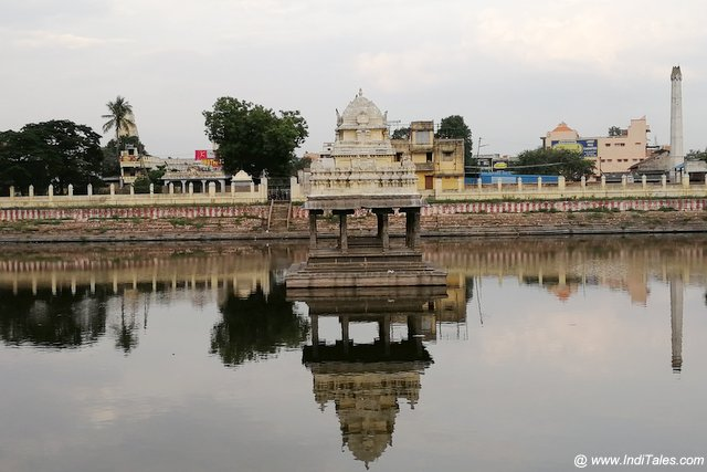 Sarva Teertham Kulam - Places to visit in Kanchipuram
